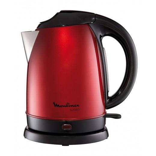 Moulinex 2400 W 1.7 L Kettle  - Ruby Red