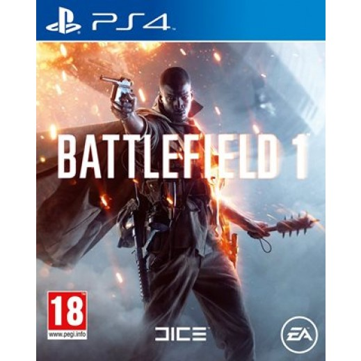 Battlefield 1 for PS4 - PAL (Arabic)