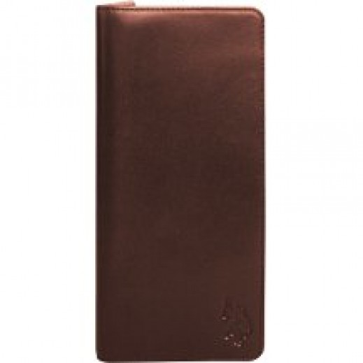 U.S. Polo Assn PLCUZ5737 Leather Wallet Unisex Coffee Brown