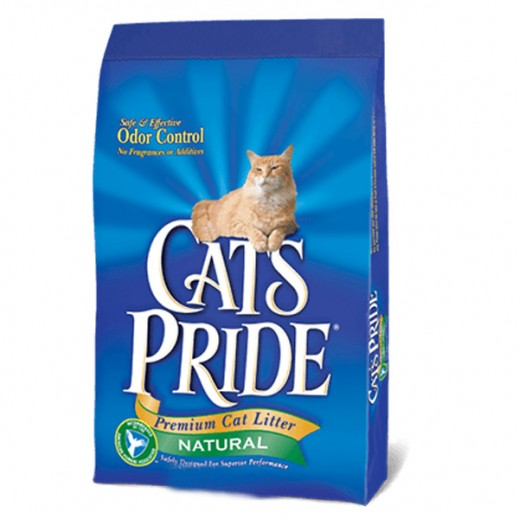 Cats Pride Natural Bag (Litter) 9.07 kg