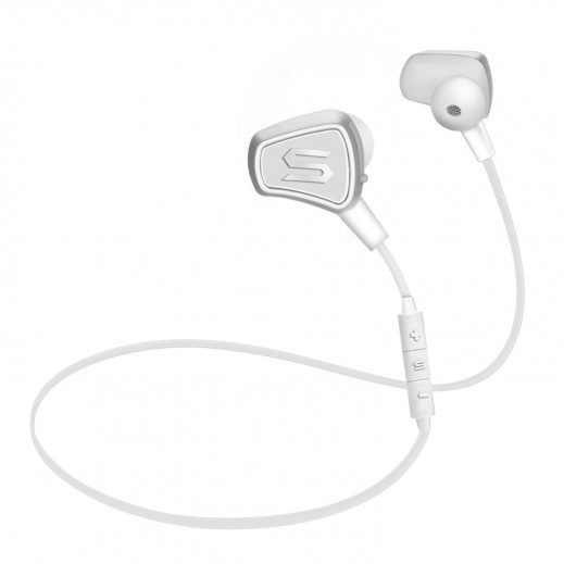 Soul Impact Wireless In-Ear Earphones – White