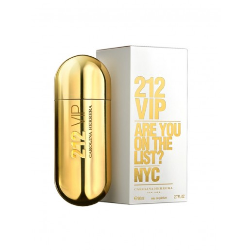 Carolina Herrera 212 VIP For Her EDP 80 ml
