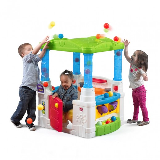 Step2 WonderBall Fun House - White - delivered by Shahaleel Within 2 Working Days