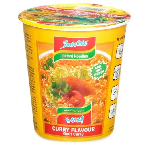 Indomie Instant Noodles Curry Flavour Cup 60 g