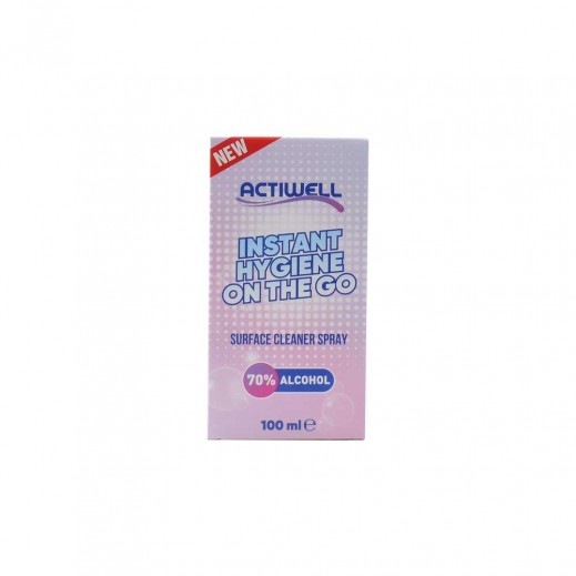 Actiwell Surface Cleaner Spray 100 ml