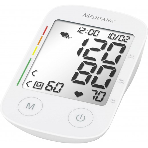 Medisana BU535 Upper Arm Blood Pressure Monitor 51176