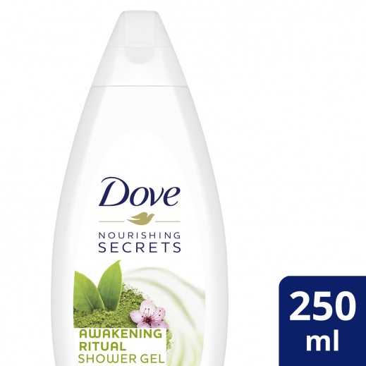 Dove Nourishing Secrets Awakening Ritual Body Wash Green Tea & Sakura Blossom 250 ml