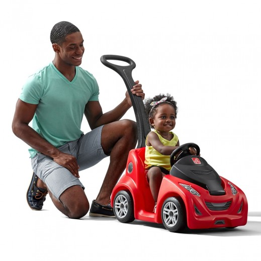Step2 Push Around Buggy GT - Red - delivered by Shahaleel Within 2 Working Days