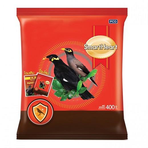 SmartHeart Enhanced Immunity & Shiny Feather Mynah Bird Food 400 g