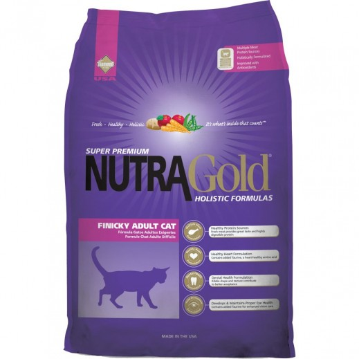 Nutra Gold Holostic Formulas Finicky Adult Cat 3 kg