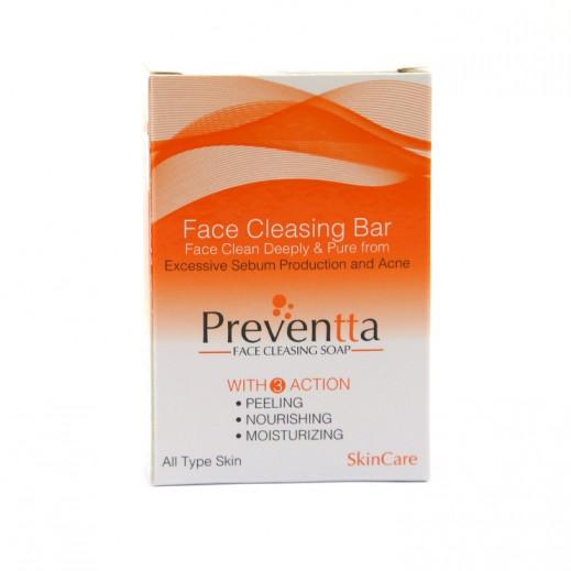 Preventta Face Cleasing Soap 125 g