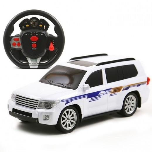 Desert king Charging Rc Toyota Car