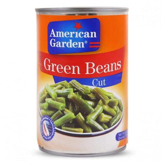 American Garden Cut Green Beans 411 g