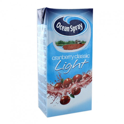 Ocean Spray Cranberry Classic Light 1 L