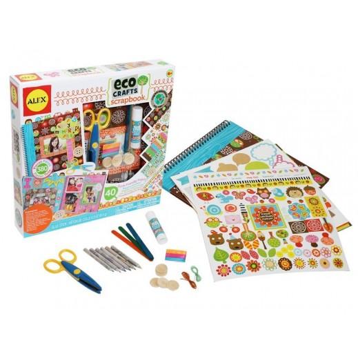 Alex Eco Crafts Scrap Book