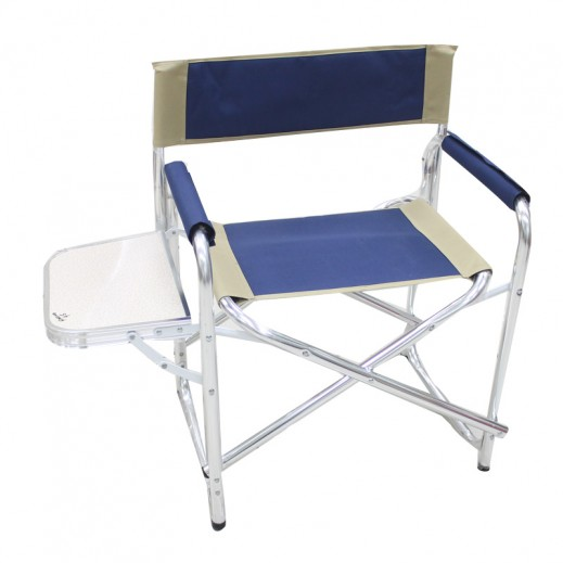 Ramaadan Foldable Camp Chair with Side Stand