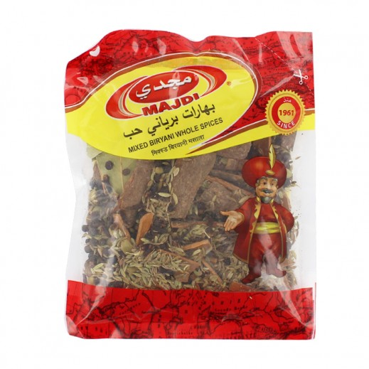 Majdi Biryani Spices Whole 100g