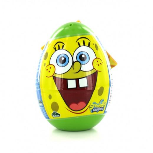 Sponge Bob Egg With Candies 10g