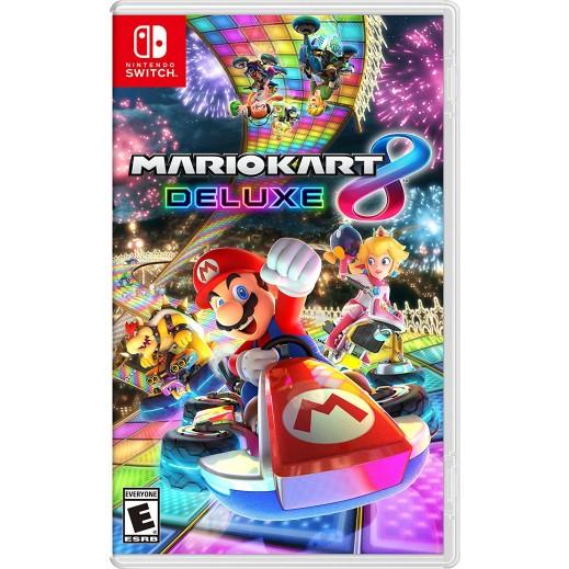 Mario Kart 8 Deluxe for Nintendo Switch