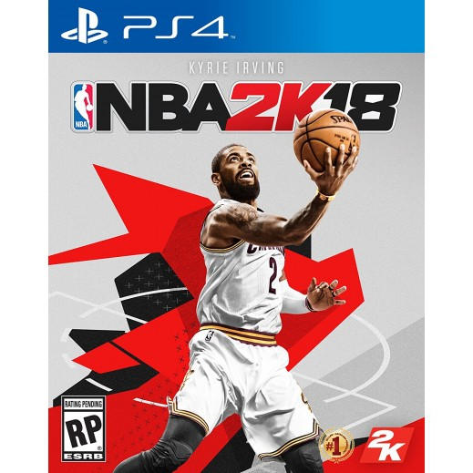 NBA 2K18 Standard Edition for PS4 - NTSC