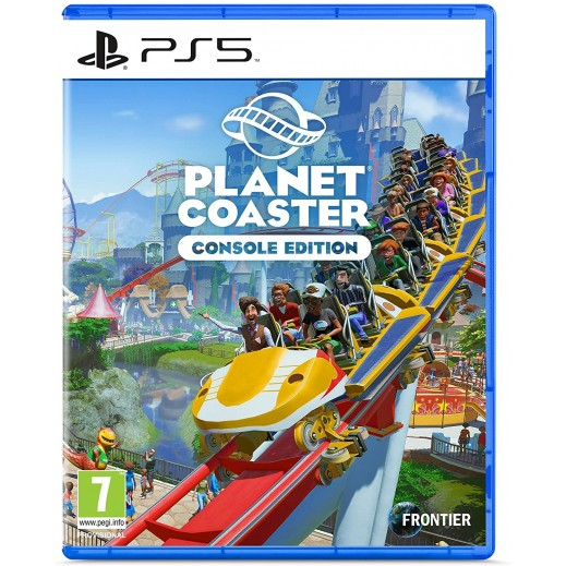 Planet Coaster: Console Edition for PS5 – PAL