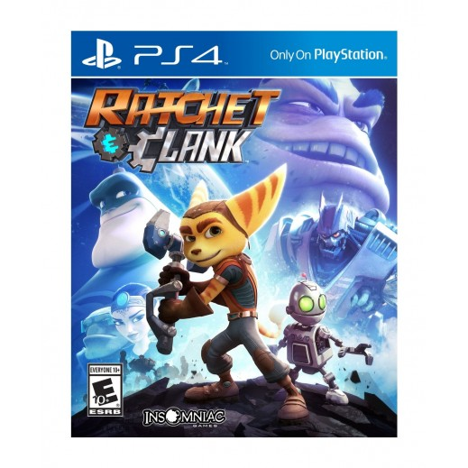 Ratchet & Clank for PS4 - NTSC