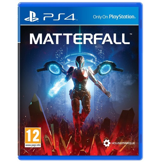 Matterfall for PS4 - PAL