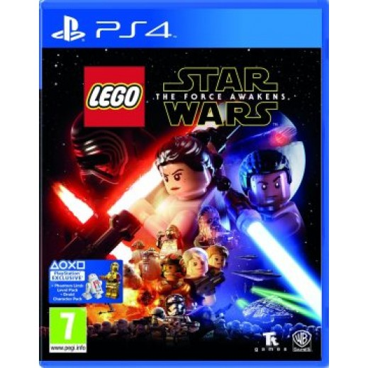 LEGO Star Wars: The Force Awakens For PS4 - PAL