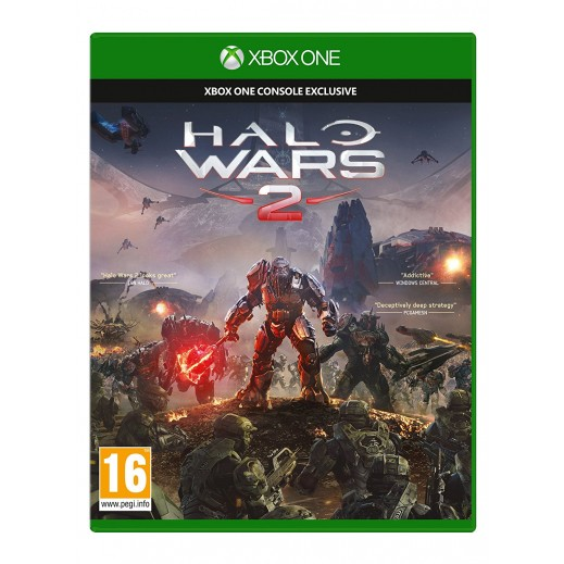 Halo Wars 2 for Xbox One - PAL