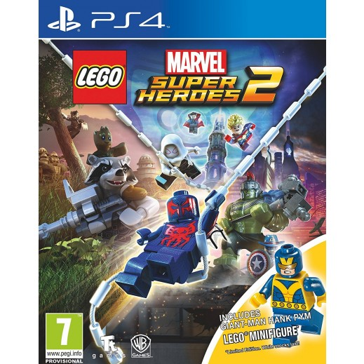 LEGO Marvel Superheroes 2 for PS4 - PAL