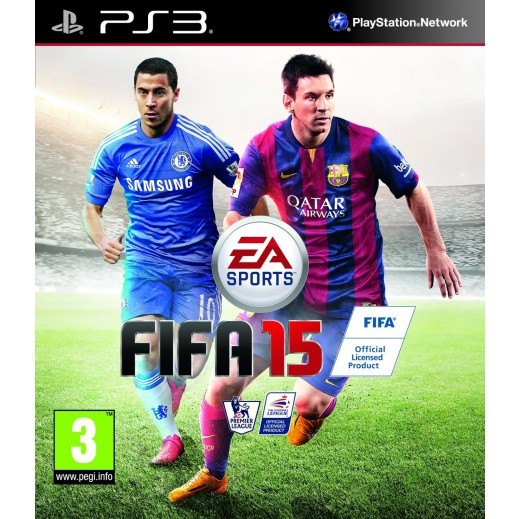 FIFA 15 For PS3 - PAL ( Arabic )