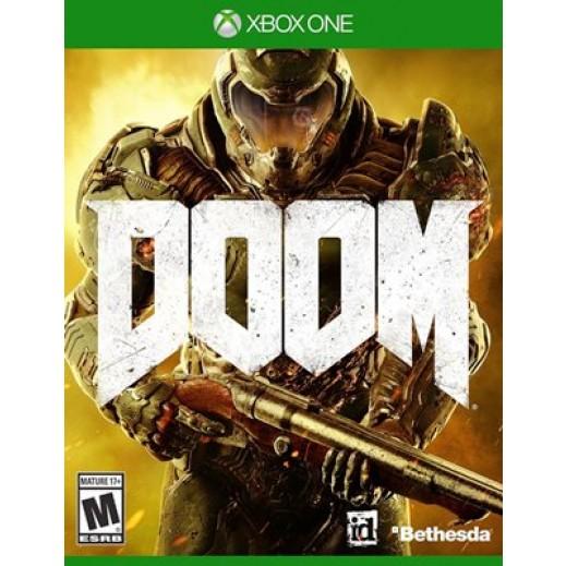 Doom for XBox One - NTSC