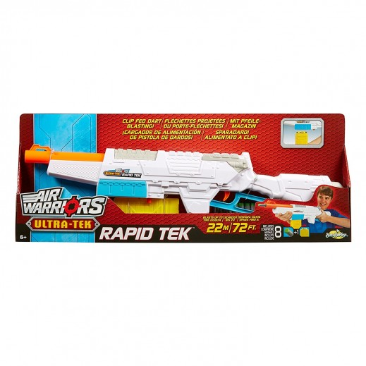 BuzzBee Air Warriors UltraTek Rapid Tek Gun