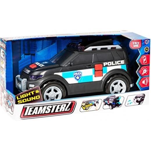 Teamsterz 4x4 Police Car