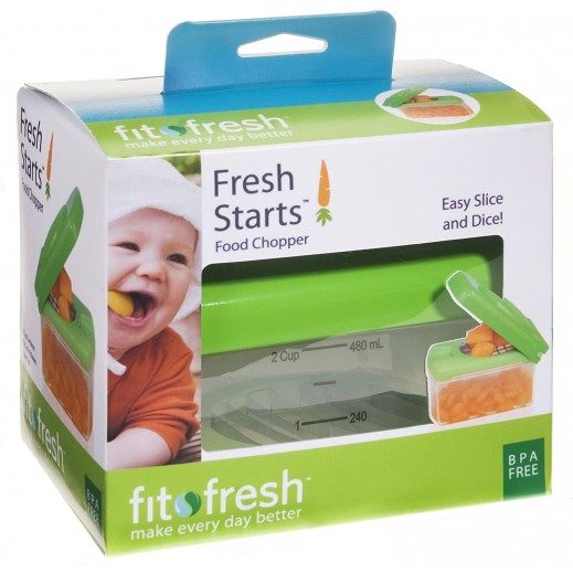 Fit & Fresh Fresh Starts Steamer