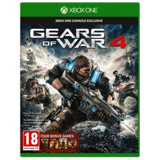 Gears of War 4 for Xbox One - PAL