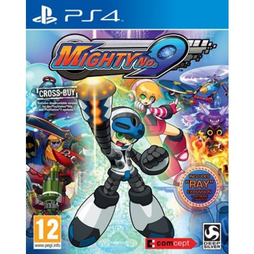 Mighty No. 9 for PS4 - PAL