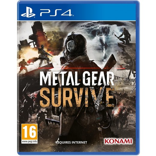 Metal Gear Survive for PS4 - PAL