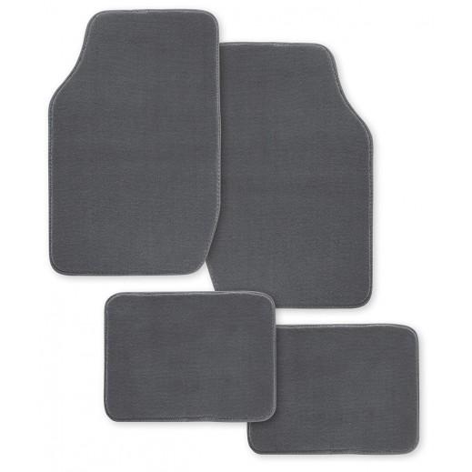 Scotchgard Car Floor Mat - Gray