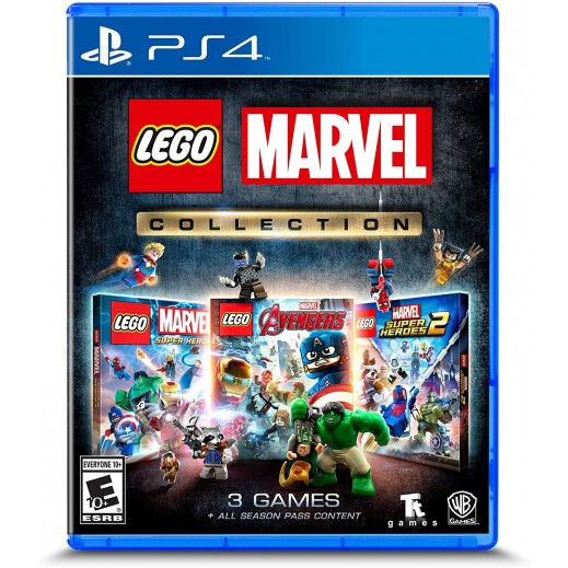 LEGO Marvel Collection for PS4 – NTSC