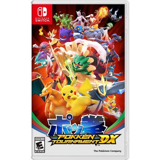 Pokkén Tournament DX for Nintendo Switch - NTSC
