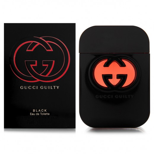 Gucci Guilty Black For Her EDT 75ml