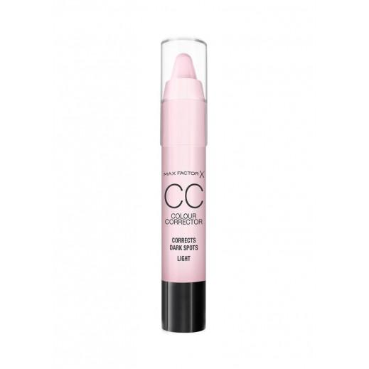 MaxFactor Colour Corrector Stick Concealer Pink - Dark Spots Dark Skin