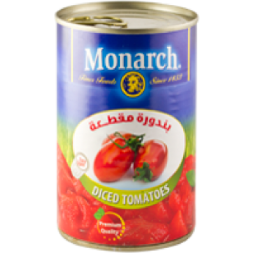 Monarch Diced Tomatoes 400 g