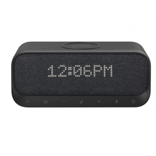 Anker 10W SoundCore Wakey Bedside Speaker - Black