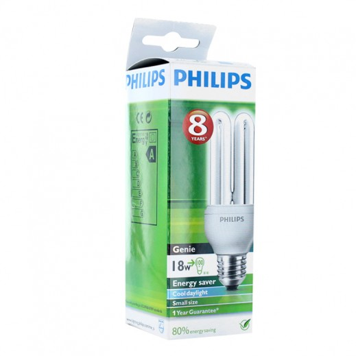 Philips Genie 18 W E27 ES Cool Daylight