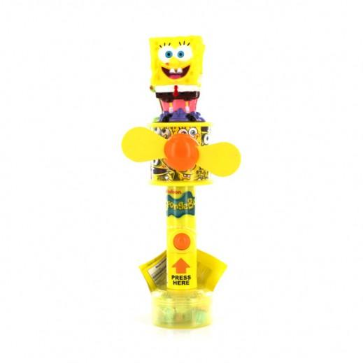 Sponge Bop Cool Fan With Candies 8g