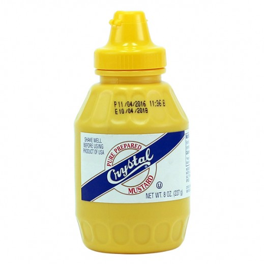 Crystal Mustard (8 oz)227g