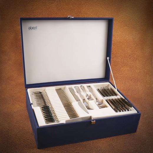 Abert Stainless Steel Cutlery set  - 113 Pieces