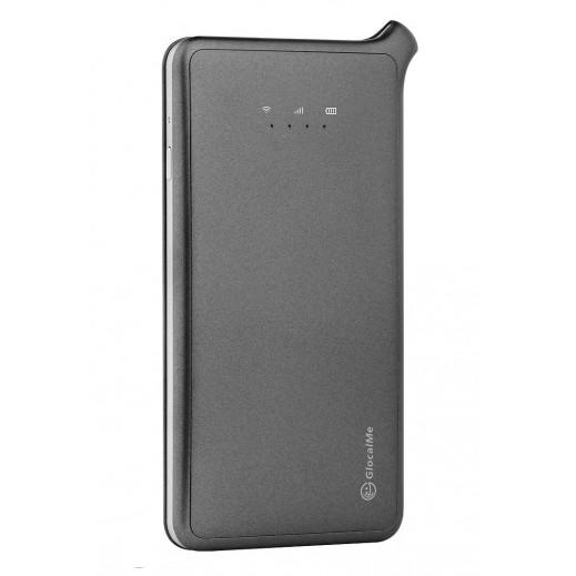 GlocalMe Global Portable Wi-Fi Router - Space Gray